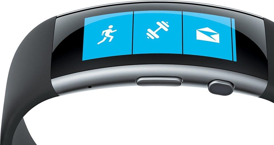 Microsoft Band 2 Fitnesstracker