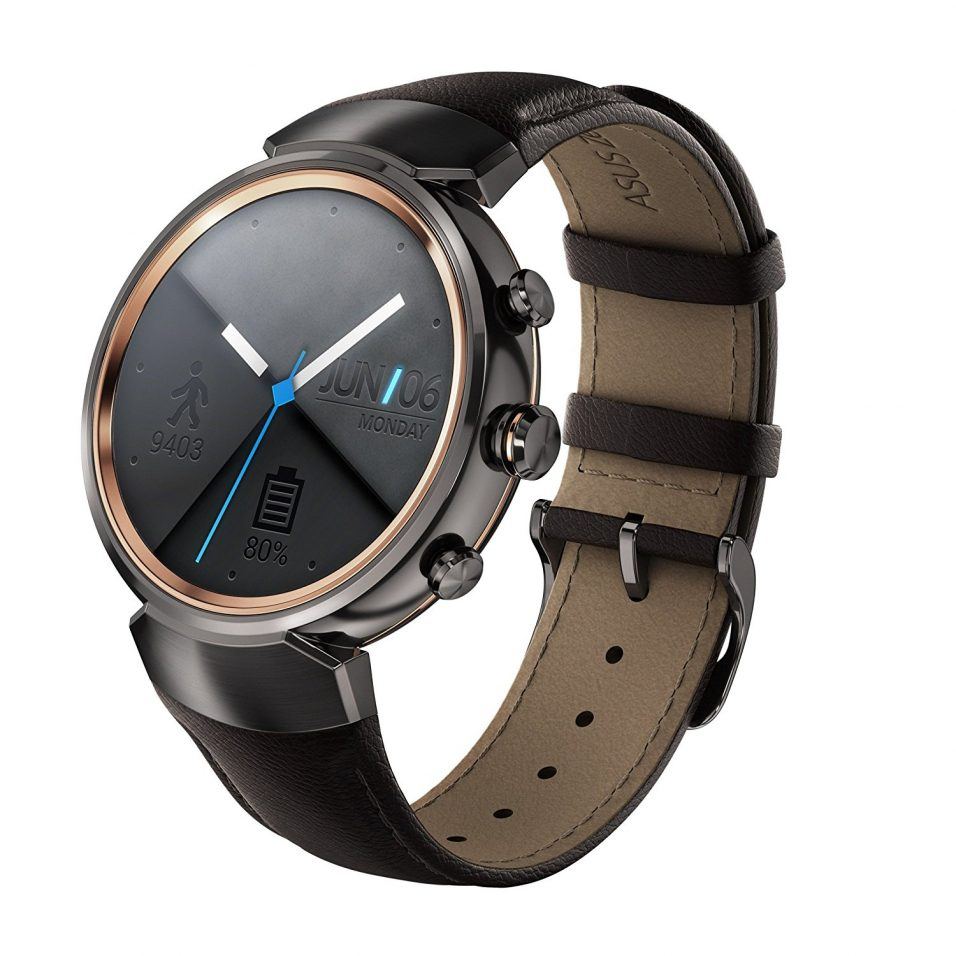 ASUS ZenWatch 3 gross 1