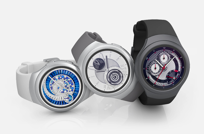 Ghost Watch Faces