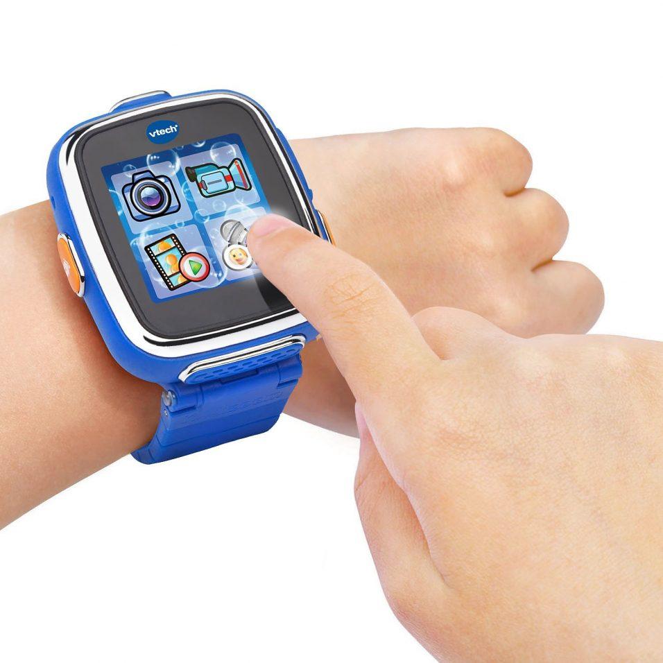 Smartwatches erlernen mit der VTech Kidizoom