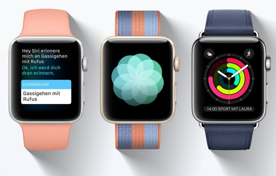 watchOS4 Preview