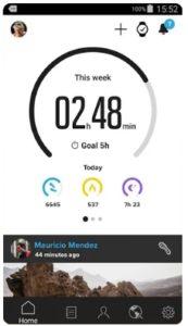 Suunto 3 Fitness App