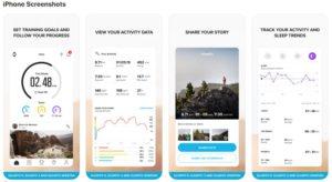Suunto 3 Fitness - Suunto App
