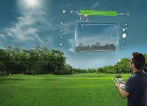 Augmented Reality - Steuerung einer Drohne mit der Epson Moverio BT-300