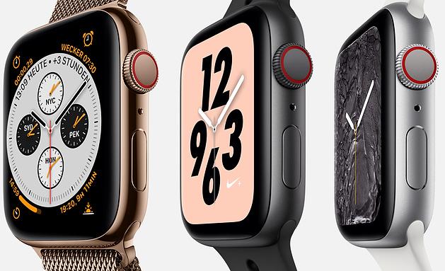 Die neue Apple Watch 4
