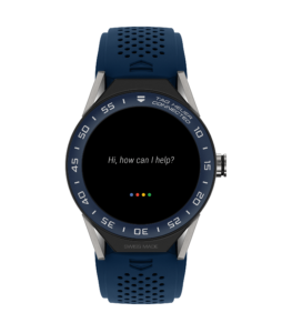 Luxus Smartwatch Tag Heuer Connected Modular