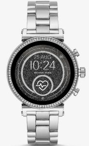Michael Kors Damen Digital Smart Watch