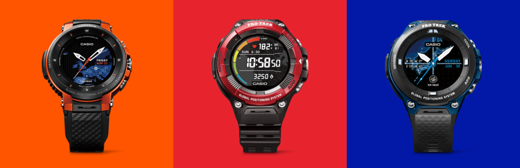 Casio Smartwatch